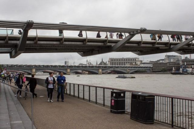 Millennium & Blackfriars Bridges