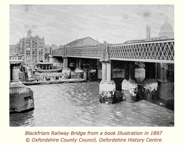 Blackfriars Railway Bridge (www.tommyburns.org.uk)