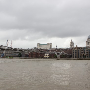 Thames Tour – The Millennium Bridge, Bradshaw's HandBook, no.108