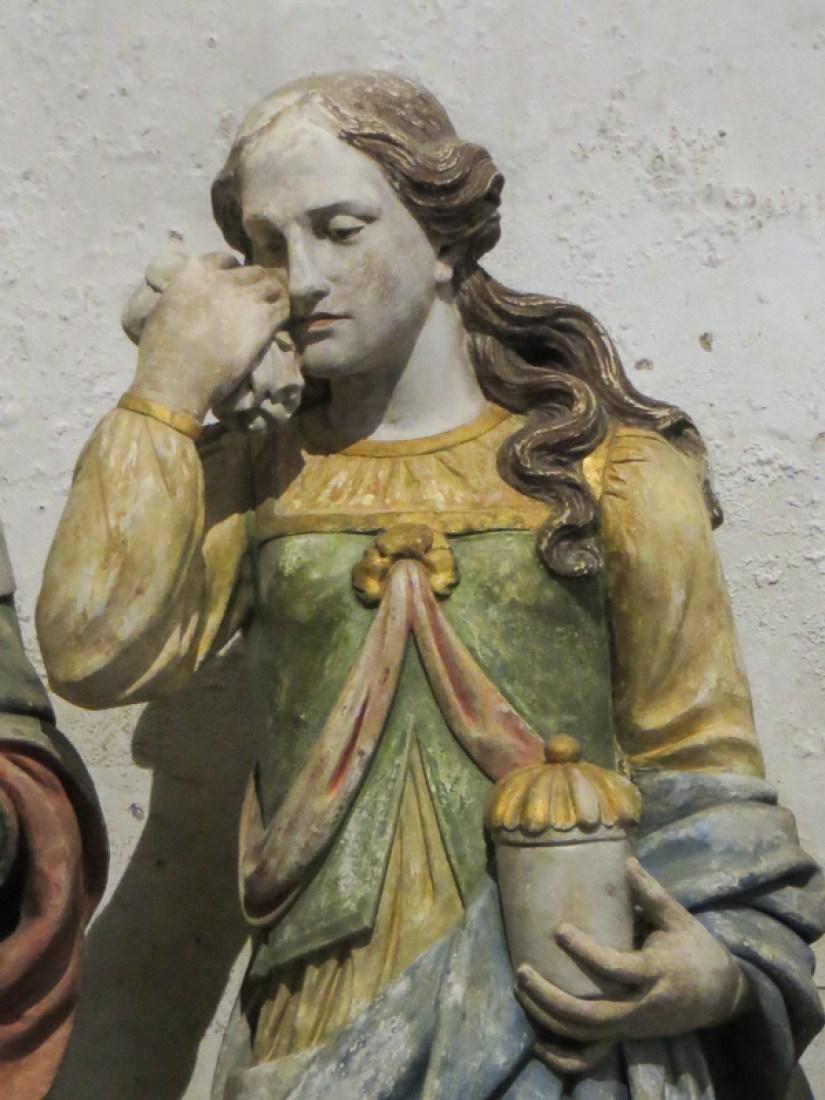 Entombment of Christ by Antoine Chavagnac, Lampaul-Guimiliau