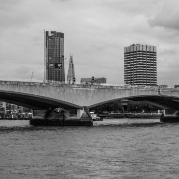 Thames Tour – Waterloo Bridge, Bradshaw's HandBook, no.111
