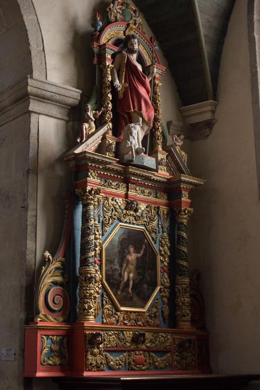St John the Baptist in St Thegonnec