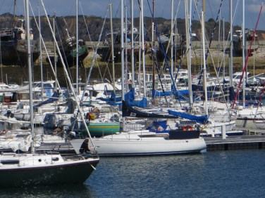 The harbour at Camaret-sur-Mer