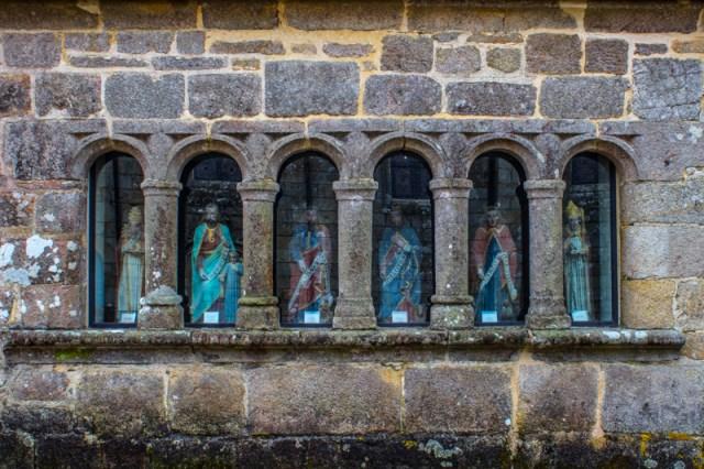 The Ossuary, the Chapel of St Mathurin, Plourin les Morlaix