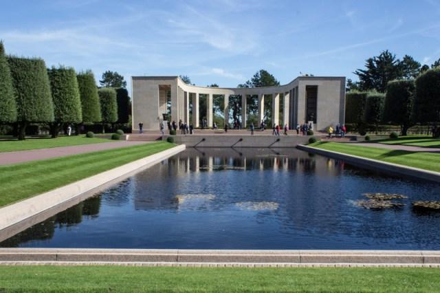 The Memorial & Reflecting Pool