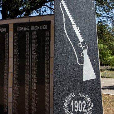 The Anglo-Boer War Museum & Women's Memorial, Bloemfontein