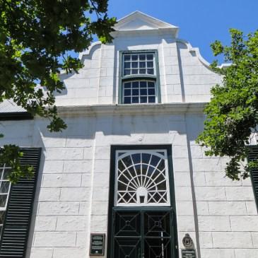 The Old Residency, Graaff Reinet