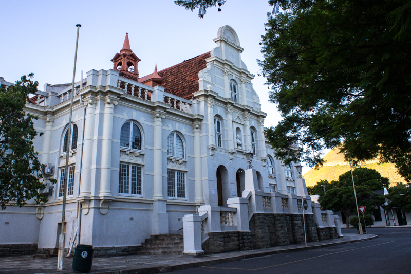 The Town Hall, The Victoria Hall, Graaff Reinet