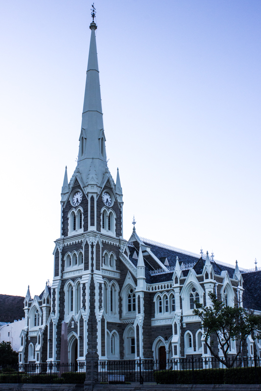 The Dutch Reformed Church, Graaff Reinet