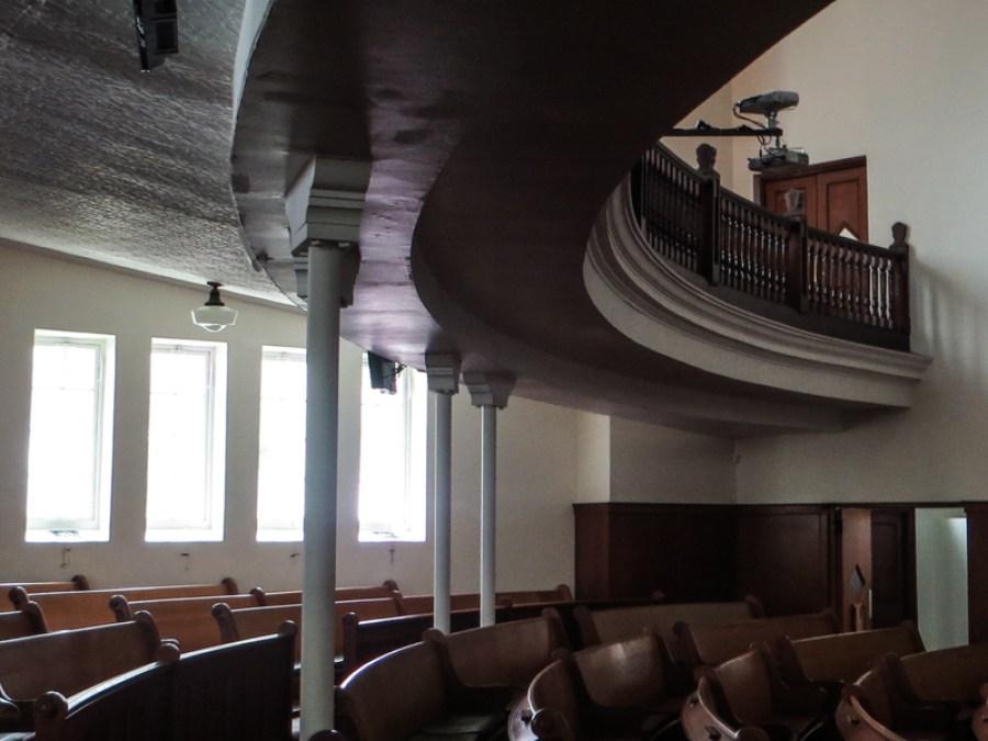 The Dutch Reformed Church, Swellendam