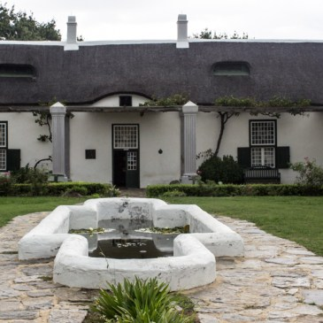 The Drostdy in Swellendam