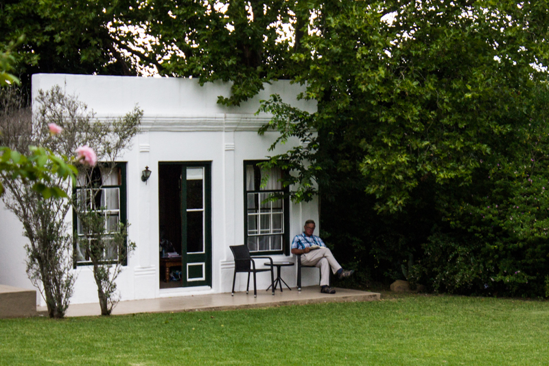 The cottage at Roosje van der Kaap