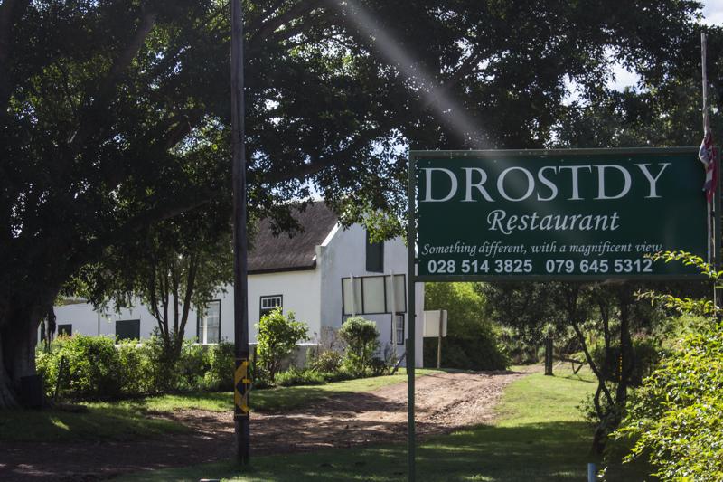 The Drostdy Restaurant in Swellendam