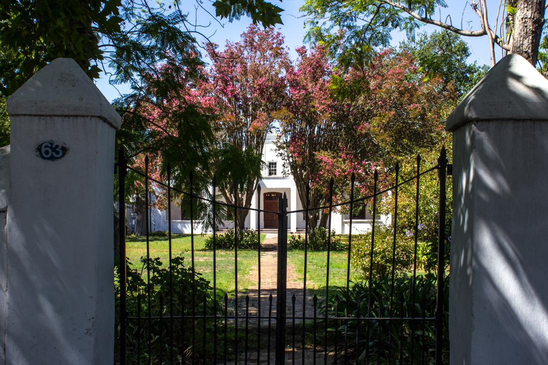 Vredelus, 63 Dorp Street, Stellenbosch