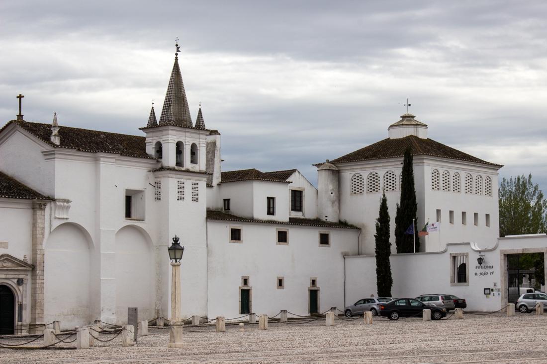Pousada Convento do Chagas das ? de Cristo, Vila Vicosa