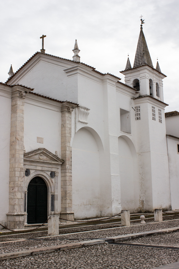 The Church of the Pousada, Vila Vicosa