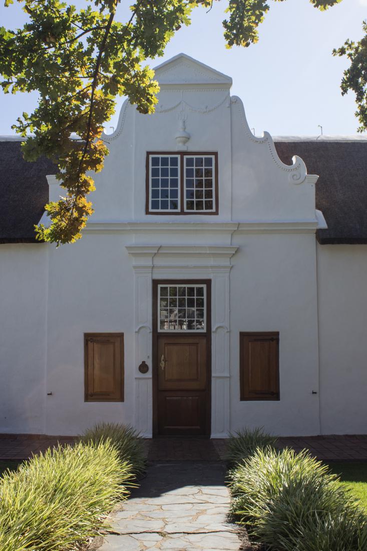 Burgher House, Stellenbosch