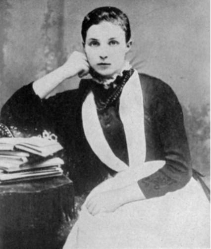Isie Krige,, 1888 (https://en.wikipedia.org/wiki/File:IsieKrige1888.png)