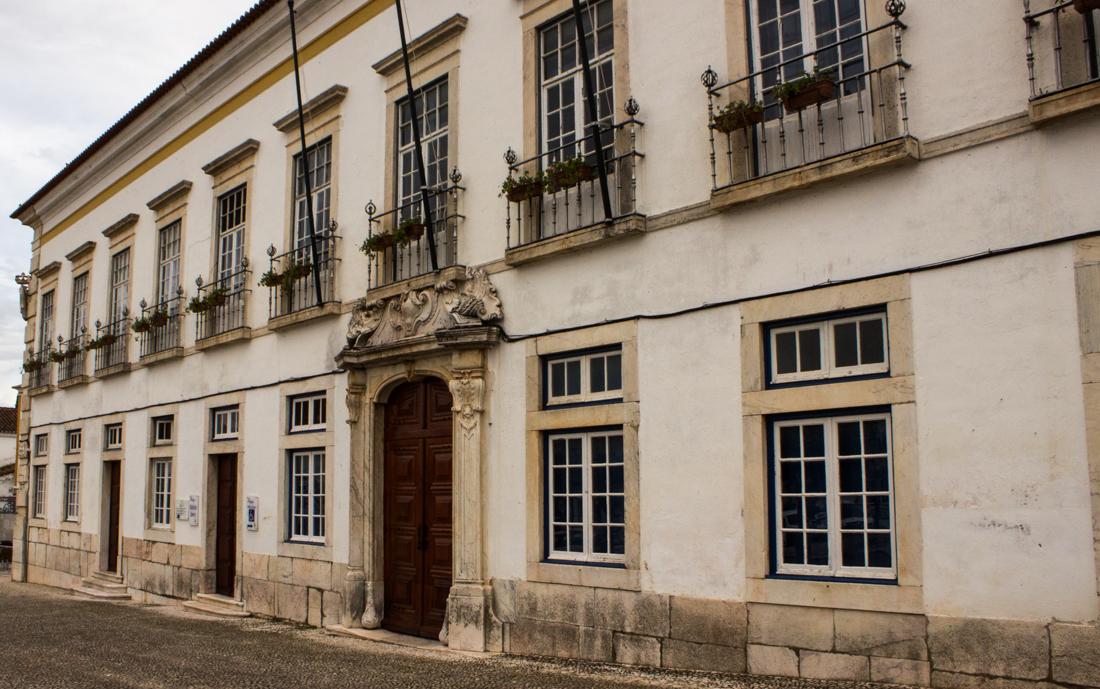 The Town Hall, Vila Vicosa