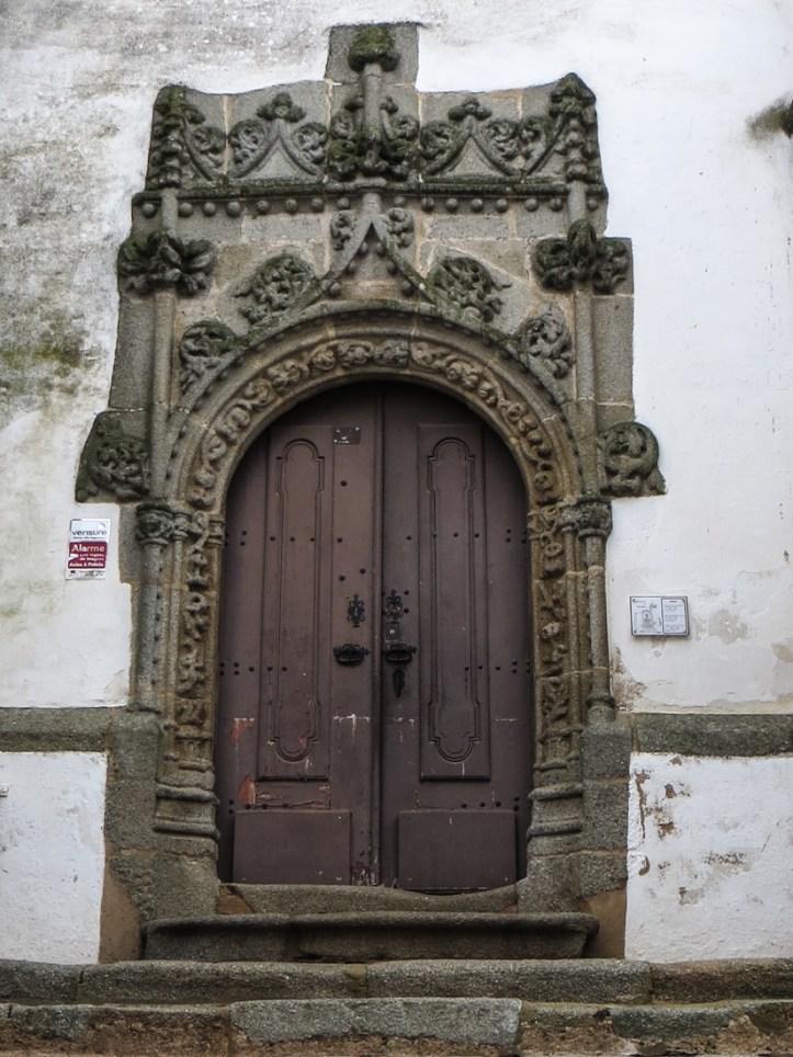 Manueline Door of the Parish Church, Arronches
