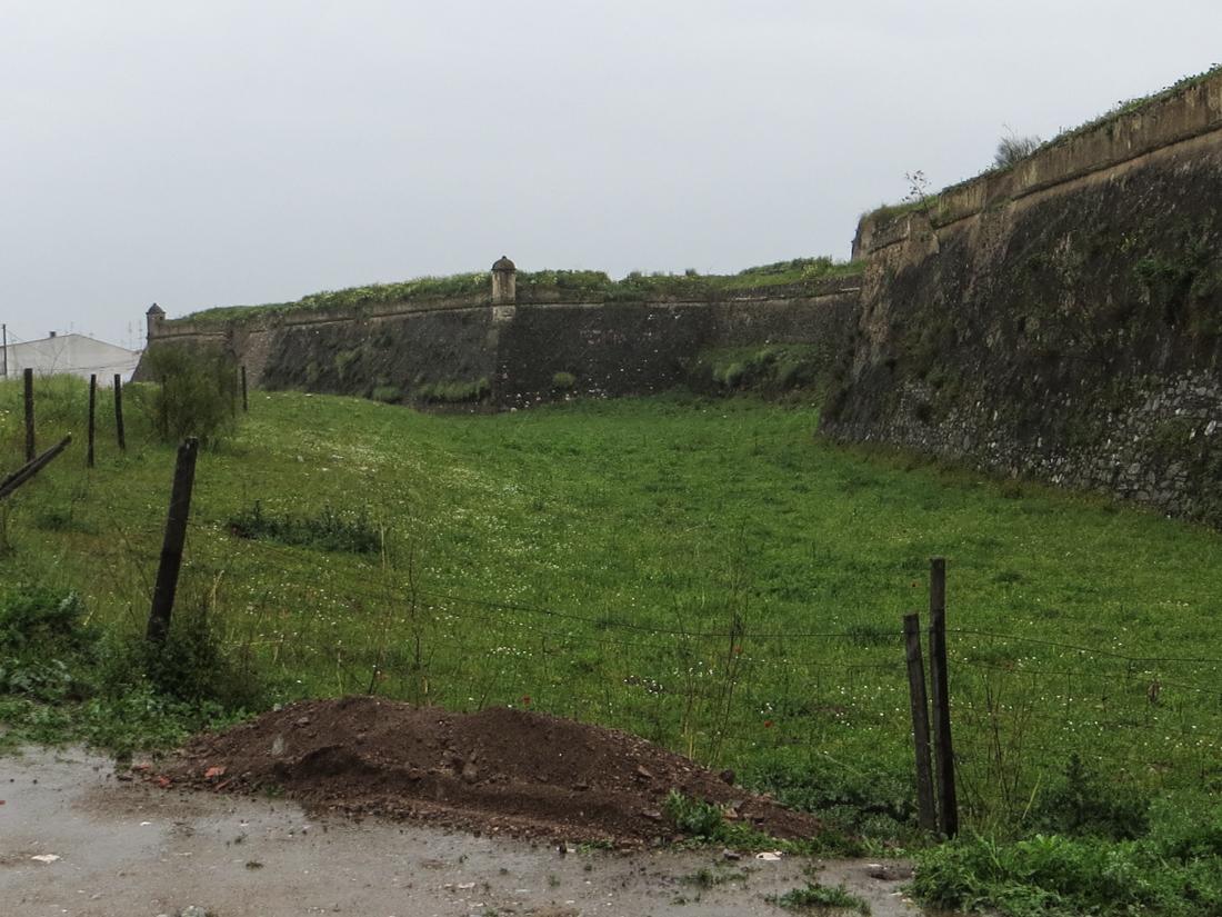 The Castle of Juromenha