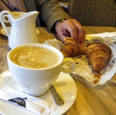 St Malo Coffee & Croissants