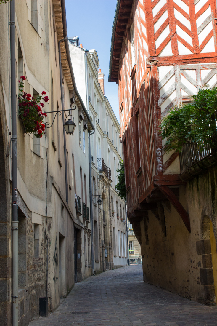 Rue des Dames, Rennes