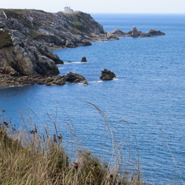 Walking the coastal path at Camaret-sur-Mer