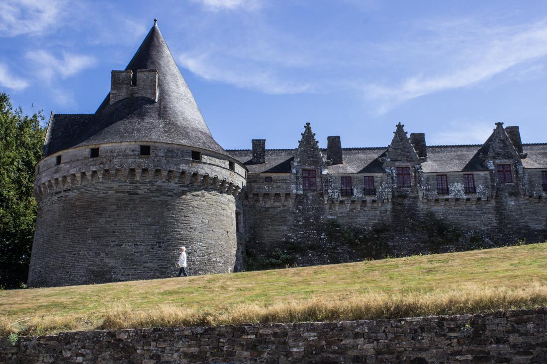The Chateau de Pontivy