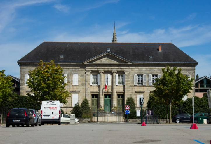 The Law Courts, Pontivy