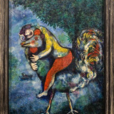 Chagall Exhibition in Landerneau