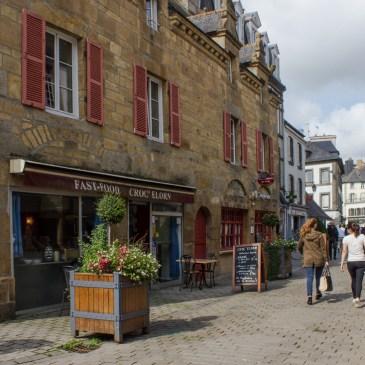 Landerneau in Brittany