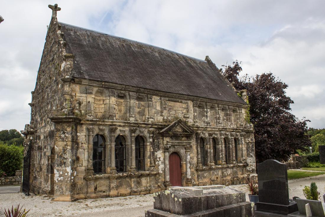 The Ossuary, Pencran Church