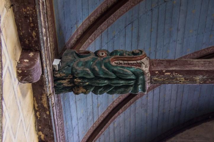 St Pierre in Pleyber Christ