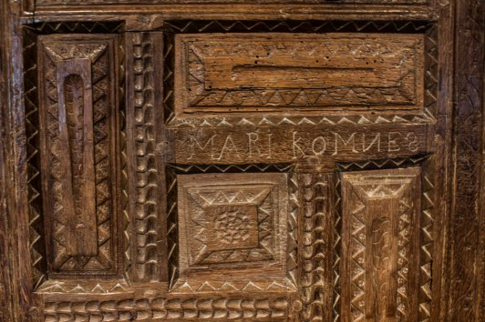 Linen Cupboard, The Chateau of Kerjean