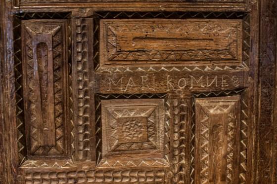 Linen Cupboard, The Chateau of Kerjean