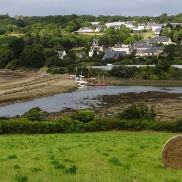 Walk from St Guenole, Brittany
