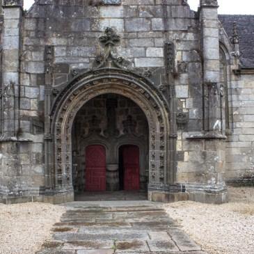 The Parish Enclosure of Lampaul Guimiliau
