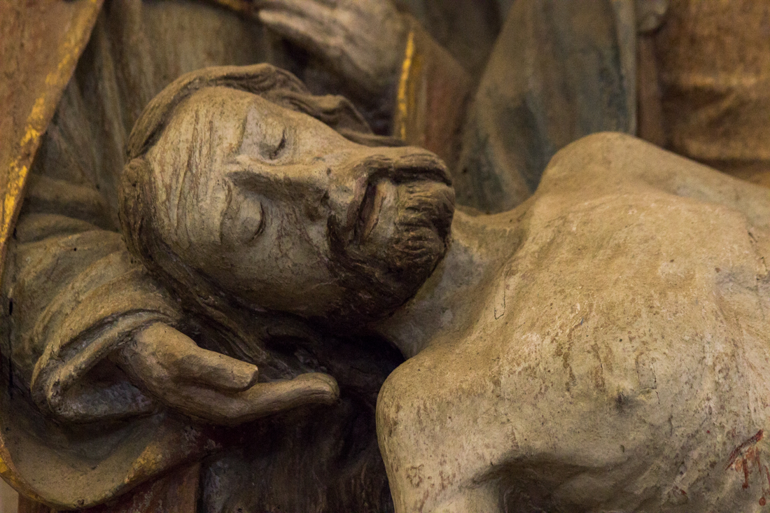 The Descent from the Cross, Lampaul-Guimiliau