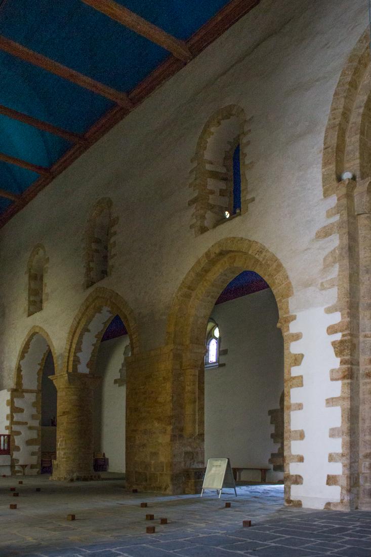 The Abbey of Le Relecq