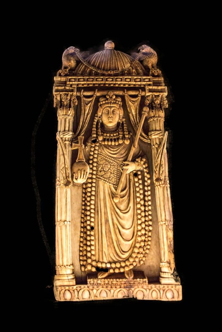 C6 Byzantine icon