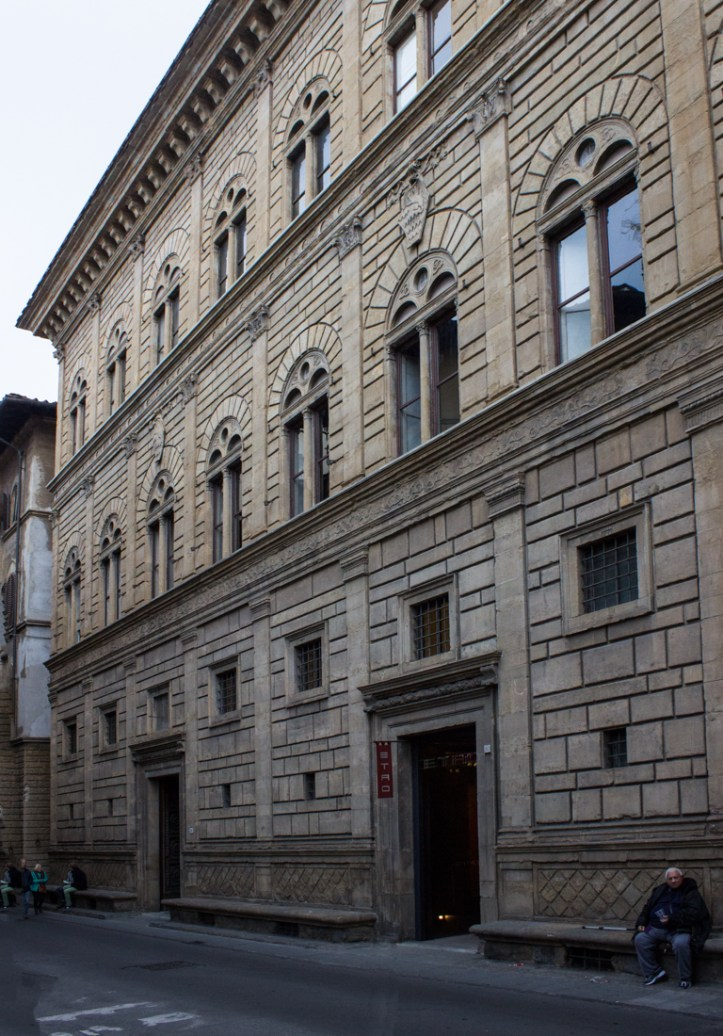 The Rucellai Palace