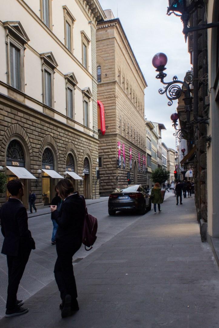 The Strozzi Palace