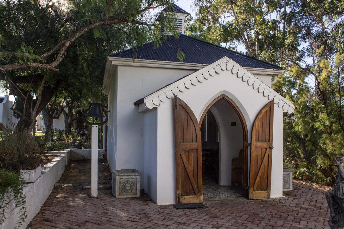 Traveller's Chapel, Matjiesfontein