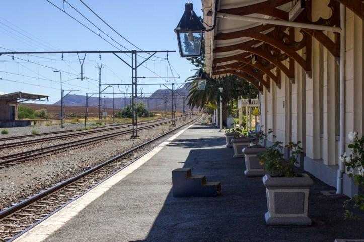 Matjiesfontein Station