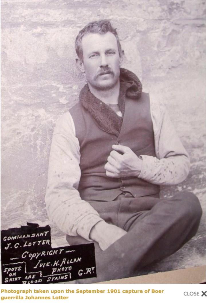 Johannes Lotter http://www.executedtoday.com