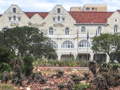 King Edward Hotel, PE