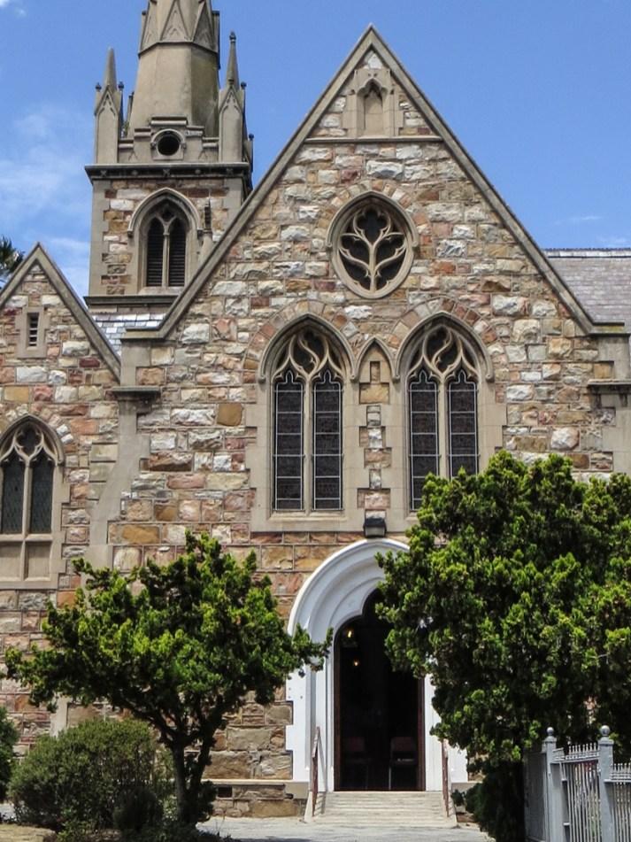 Holy Trinity Church, PE
