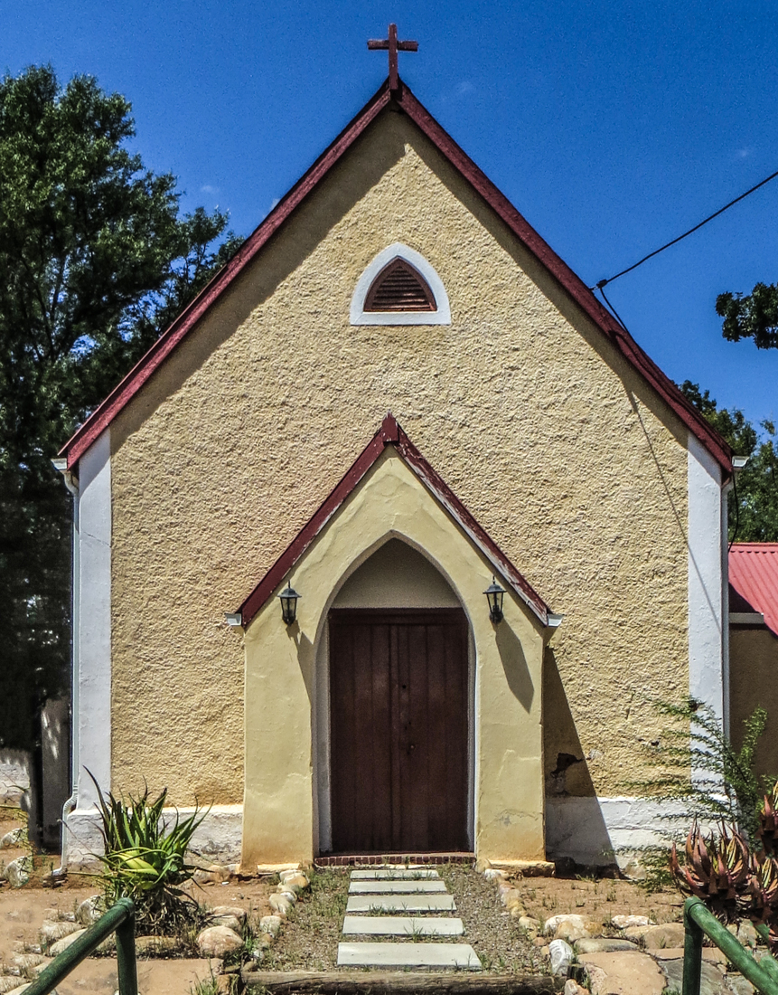 St Mark's Anglican Chapel