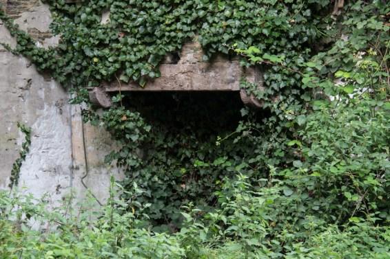 Ruins at Chapel of Loc-Ildut